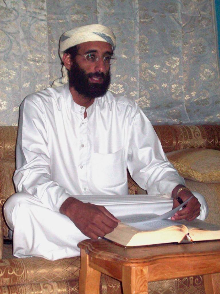 Anwar Al-Awlaki. Quelle: