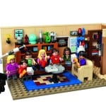 Weihnachtsgeschenk Lego The Big Bang Theory