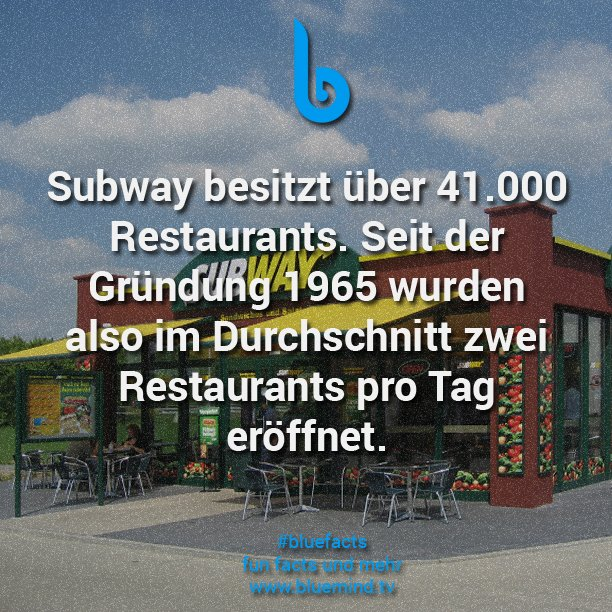 Subway Fakt 3