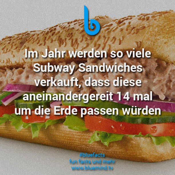 Subway Fakt 4