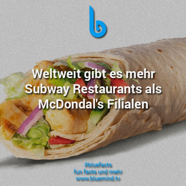 Subway Fakt 6