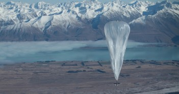 Google Loon Ballon