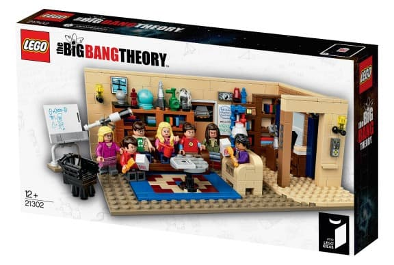 The Big Bang Theory als Lego