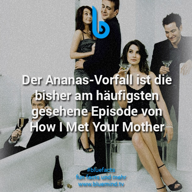 How I Met Your Mother Fakt 1