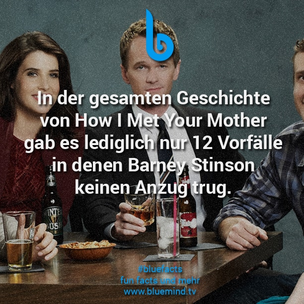 How I Met Your Mother Fakt 10