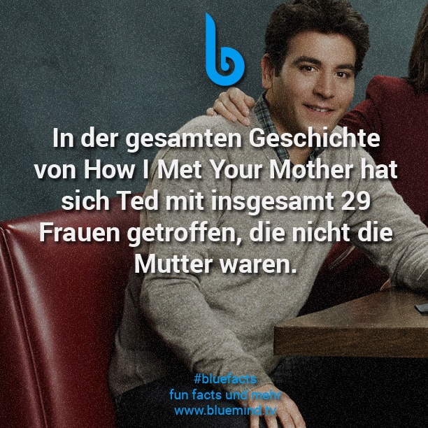 How I Met Your Mother Fakt 11