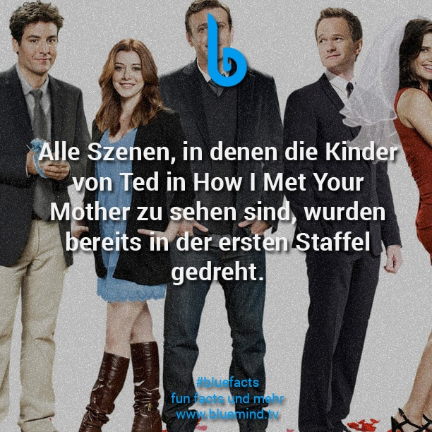 How I Met Your Mother Fakt 15