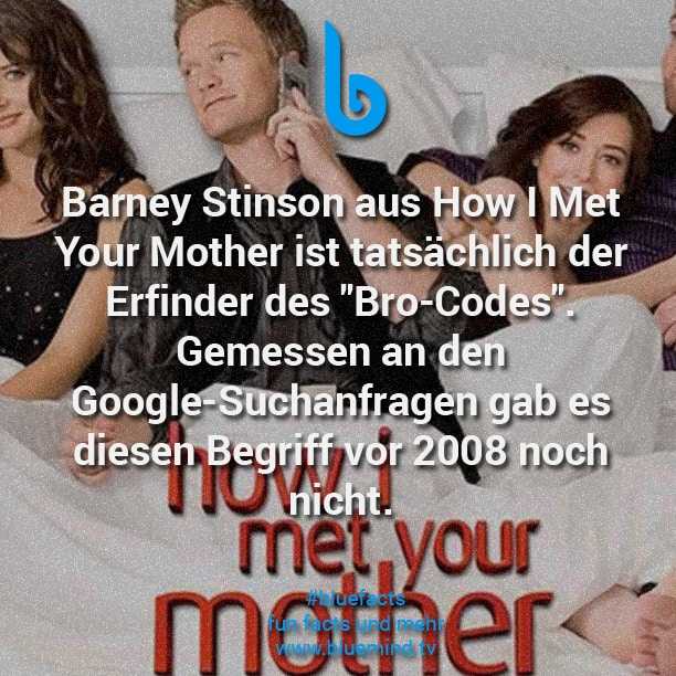 How I Met Your Mother Fakt 5