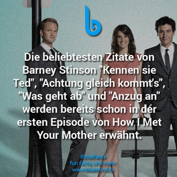 How I Met Your Mother Fakt 9