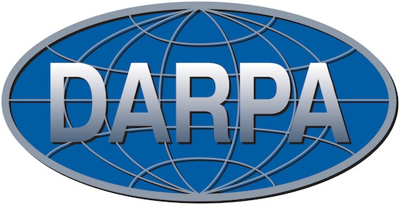 Das Logo der Defense Advanced Research Projects Agency (DARPA)