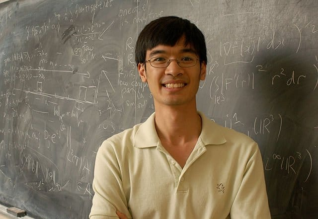 Terence Tao an der UCLA. Quelle: Wikipedia / John D. and Catherine T. MacArthur Foundation