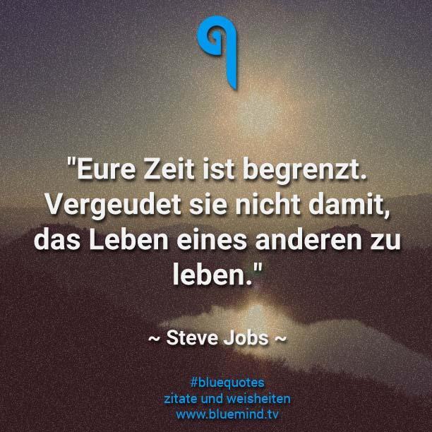 Delicieux Steve Jobs Sprüche über Das Leben