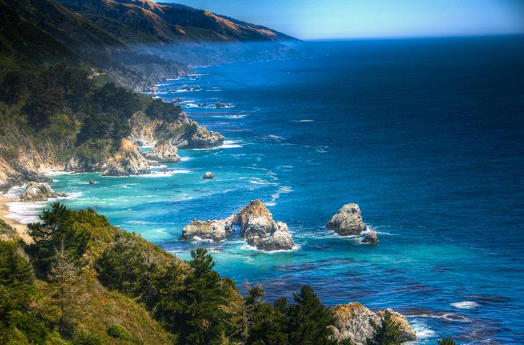 Big Sur, Quelle: Flickr/stuartlchambers unter CC BY 2.0